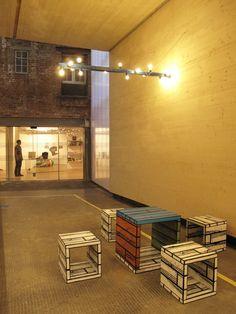 Modern Art oxford - 'The Yard' Gallery – dRMM