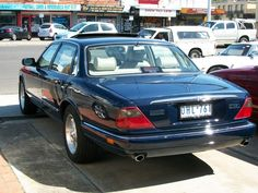 1997 Jaguar X300 XJ6
