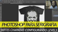 Curso De Photoshop para Serigrafia