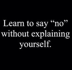 Learn to say no. Sigh this gets me in a lot of trouble. I can't say no to anyone-boss, coworkers, friends, even strangers-without fear that they will suddenly be disappointed in me. Leads to very long nights and far too early mornings...