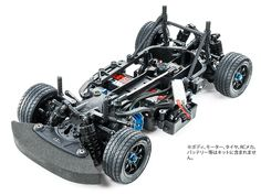 1/10 M-07 CONCEPT シャーシキット
