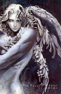 Angel Of Death - Art by Ayami Kojima