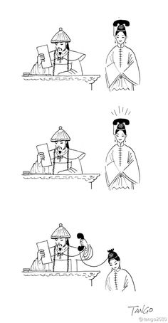 Funny, clever comics and illustrations by Shanghai Tango - 16