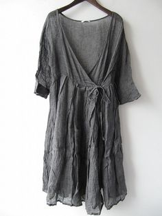 wrap dress - toujours | drop