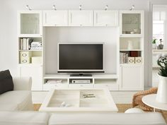 1000 images about tv wandkasten on pinterest tvs wall units and ikea. Black Bedroom Furniture Sets. Home Design Ideas