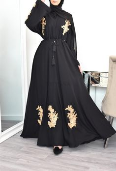 Modern Hijab Fashion, Muslim Women Fashion, Modesty Fashion, Islamic Fashion, Abaya Fashion, Abaya Dubai, Mode Abaya, Mode Hijab, Dress Muslim Modern