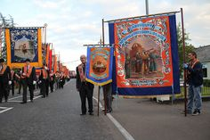 Banner Parade Kesh 4th July 2012 by ILOI, via Flickr