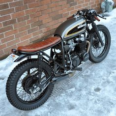 Take a look at many of my favourite builds - customized scrambler ideas like this Cg 125 Cafe Racer, Cb350 Cafe Racer, Norton Cafe Racer, Modern Cafe Racer, Cb750 Cafe, Triumph Cafe Racer, Vintage Cafe Racer, Moto Cafe, Custom Cafe Racer
