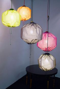BLOG DECO DESIGNLampe Drawstring - BLOG DECO DESIGN