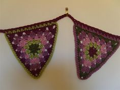 Pointy, Dangley Crochet - from Marmalade Rose