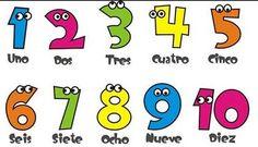 Recursos educativos - Canciones para aprender los números