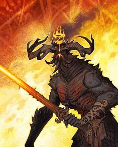 Warhammer & Fantasy HQ - Frey, Thor and Surtur by Johan Egerkrans High Fantasy, Medieval Fantasy, Fantasy Art, Loki, Fantasy Inspiration, Character Design Inspiration, Vikings, Rpg Map, Vegvisir