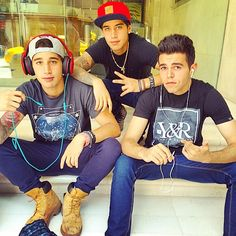 Jai Brooks, Luke Brooks, James Yammouni