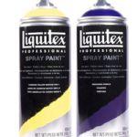 Liquitex Professional Spray Paint Sample Freebie free-stuff-unlimited.com