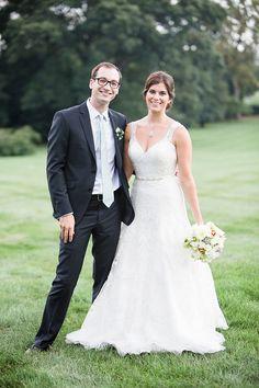 Pennsylvania Real Wedding on WellWed.com | Photography: Asya Photograhy