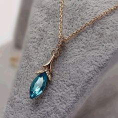 Austrian crystal crystal pandant necklace, cheap fashion jewelry ,shop at www.costwe.com