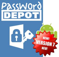 Download Password Manager Password Depot for Android  You can use the Android Market to download and install Password Depot for Android to your mobile phone free of charge. https://play.google.com/store/apps/details?id=de.acebit.passworddepot