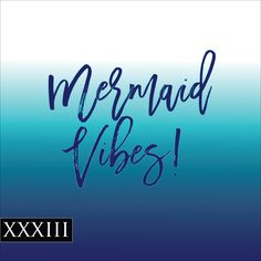 Mermaid VIbes- New Yoga Mat Collection Coming Soon!  Oh la la!  Mermaid Yoga Life