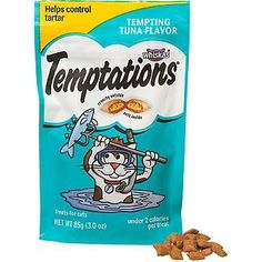 Whiskas Temptations  Cat Treats - otherwise known as Kitty Crack