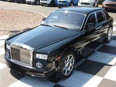 2011 Rolls Royce Phantom Sedan