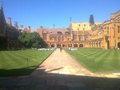 Where it all Began. University Of Sydney, Louvre, Building, Day, Travel, Design, Viajes, Buildings, Trips