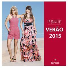 coleção primavera Verão 2015 Zunnck! ^^