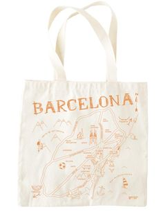 Barcelona Grocery Tote