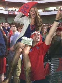 Hotty Toddy upsetting the number 6 team in the nation. I really want to tour ole miss it looks like a great university Ole Miss Football, Football Tailgate, Tailgating, Preppy Southern, Southern Belle, Southern Prep, Ole Miss Game, College Goals, Ole Miss Rebels