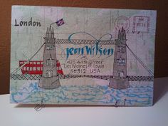 pushing the envelopes: smash from london