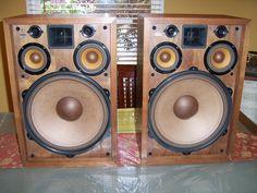 Pioneer CS-99A speakers