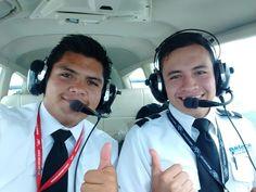 Examen Piloto Privado SATISFACTORIO Felicidades! Salvador