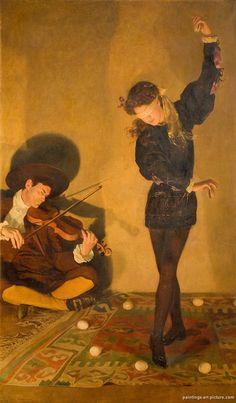 John Collier Paintings #art