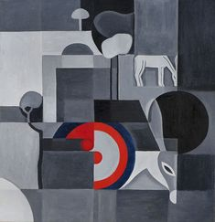 "amare-habeo: ""Charlotte Wankel (Norwegian, Donkey, 1926 Oil on canvas, 70 x 68 cm "" Tamara Lempicka, Elaine De Kooning, Francoise Gilot, Constantin Brancusi, Georges Braque, Paul Klee, Henri Matisse, Pablo Picasso, Otter"