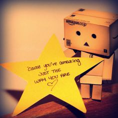 You're amazing quotes cute music heart writing song lyrics star boxes danbo Cute Love Quotes For Him, Heart Touching Love Quotes, Life Quotes Love, Best Love Quotes, Amazing Quotes, Crazy Quotes, Inspiring Quotes, Favorite Quotes, Inspirational