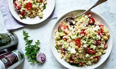 Řecký kuskus salát