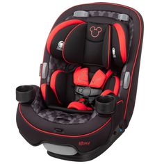 Disney Safety 1st Grow Go 3 In 1 Convertible Car Seat Simply