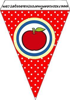 bandeirola parabéns para imprimir - Pesquisa Google