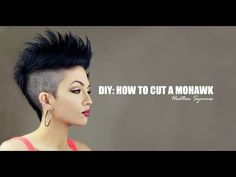 How To Cut A Mohawk | Fashion and Women