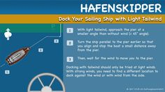 Hafenskipper - Dock Your Sailing Ship with Light Tailwind