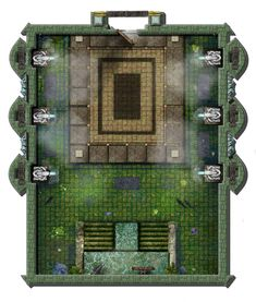 Dundjinni Mapping Software - Forums: Deadly Steamroom