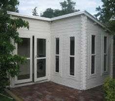 L shaped sheds - Google Search