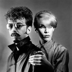 Annie Lennox, Dave Stewart, Eurythmics, The Tourists