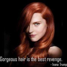 revenge Redhead ex gf