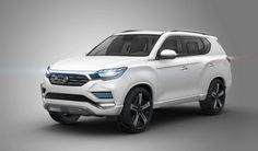 Recap - Ssangyong planning Land Rover Discovery Sport rival in 2021
