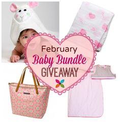 February Baby Bundle Giveaway Savvy Sassy Moms