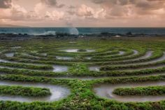 Labyrinth by the Sea ~