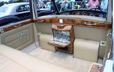 Chassis PRH4577 (1968) State Landaulette by Mulliner Park Ward (design 2052)