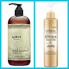 Make your own WEN style cleansing conditioner or buy the Drugstore Dupe