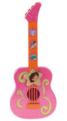 Fisher-Price Dora the Explorer Tunes Guitar Fisher-Price,http://www.amazon.com/dp/B002M78DSK/ref=cm_sw_r_pi_dp_66WNsb0C9217M1H0