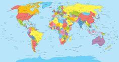 World map free large images maps pinterest wallpaper world map peta dunia gumiabroncs Choice Image